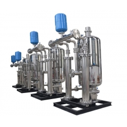 超静音供水机组