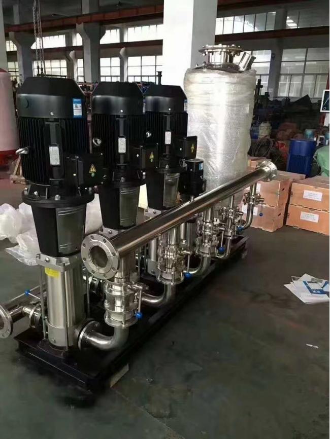 恒压变频供水设备二次供水设备行业的发展趋势
